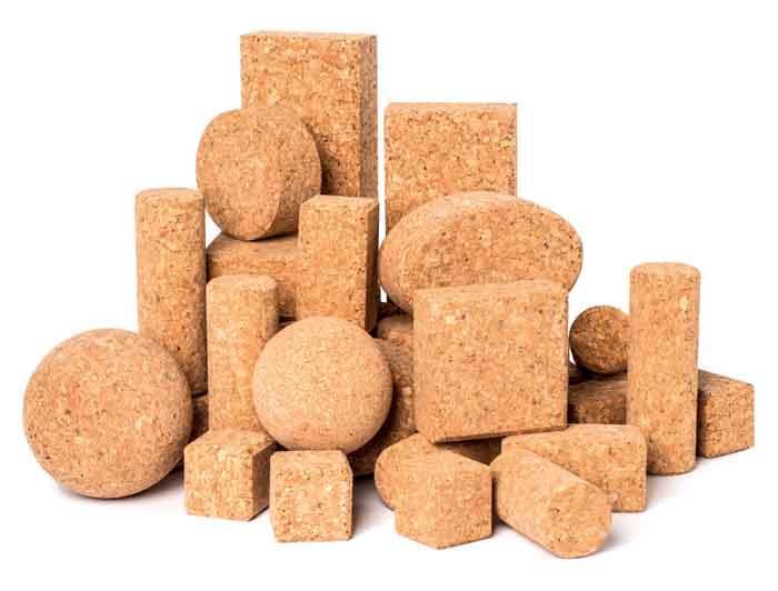Kork-Spielsteine bei Multicork Solutions